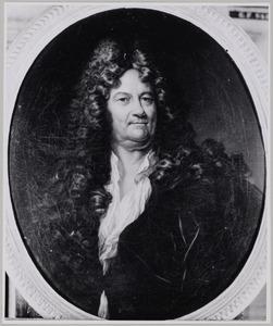 Portret van Bernard Nieuwentijdt (1654-1718)