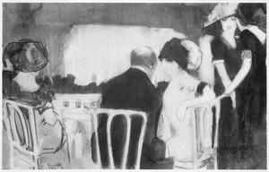 Restaurantscène