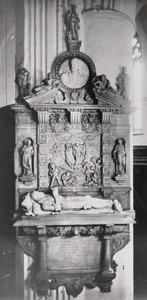 Grafmonument van Unico Manninga (1529-1588)