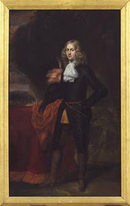 Portret van Godard van Reede, 1e graaf van Athlone (1644-1704)