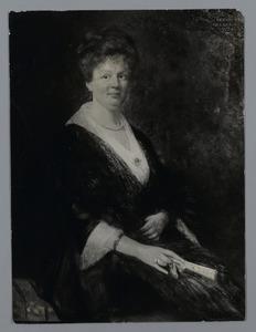 Portret van Maria Helena Berlage (1869-1929)