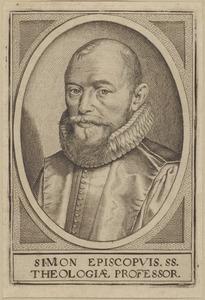 Portret van Simon Episcopius (1583-1643)