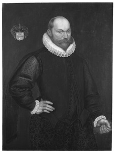 Portret van Joris Bessels (1560-1604)