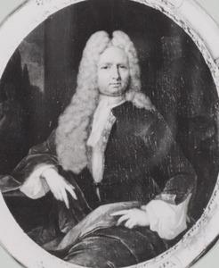 Portret van Johan Gerardsz. Gael (1672-1736)