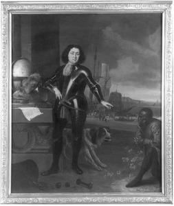 Portret van Gilles Schey (1644-1703)