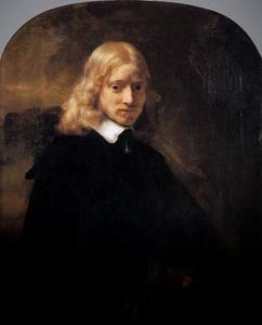 Portret van een man, mogelijk Pieter Six