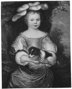 Portret van Jacob Verheye (1669-1700)