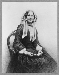 Portret van Johanna Constantia Lulofs (1796-1856)