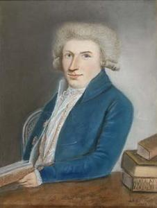 Portret van Frans Jacob Otto Boijmans (1767-1847)