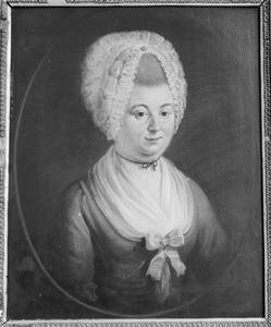 Portret van Judith Elsabeen Anna Rouwenoort (1739-1785)