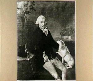 Portret van onbekende man