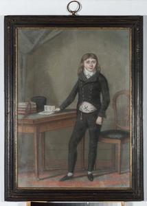 Portret van  Philip Pelgrim Everts (1783-1843)