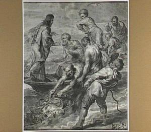 De wonderbaarlijke visvangst (Lucas 5:1-11)