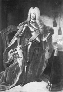 Portret van keurvorst Karl III Philipp van de Palts