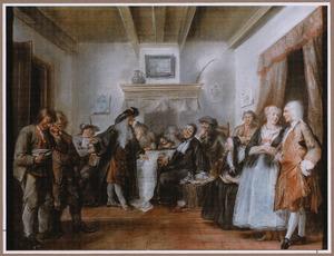 Het Beslikte Swaantje en de jonker voor de Puyterveense rechtbank