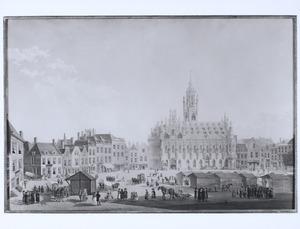 Markt, Middelburg