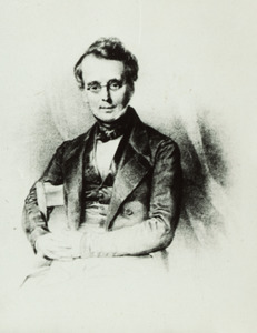 Portret van Frederik Charles Clemens le Chevalier (1800-1881)