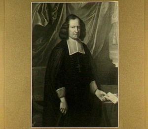 Portret van Johann von Goëss (1611-1696)