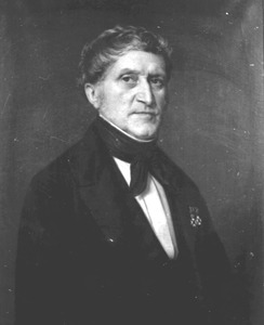 Portret van Dr. Rombertus Westerhoff
