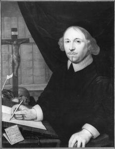 Portret van Christianus Vermeulen (1611-1668)