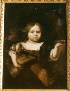 Portret van Adriana Six (1667- )