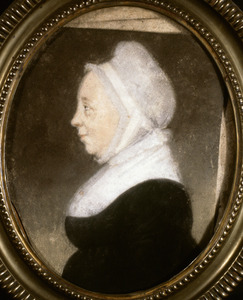 Portret van Alida Binckes (1753-1817)