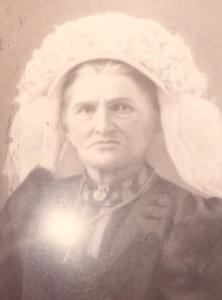 Portret van Maria Elisabeth Felling