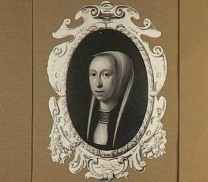 Portret van Emmerentia Ruychaver (...-...)