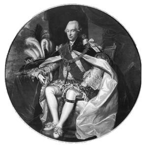 Portret van Hugh Percy Smithson, eerste Hertog van Northumberland (1714-1786)