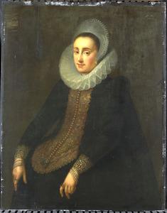 Portret Lucretia del Prado