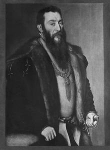 Portret van Jan Baptista Castellan