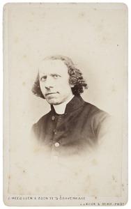 Portret van Luigi Oreglia di Santa Stefano (1828-1913)