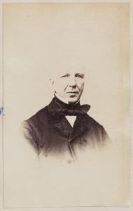 Portret van een man, waarschijnlijk Jan David Simon (1801-...)