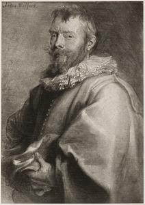 Portret van Artus Wolffort (1581-1641)