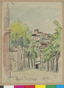 Rue de Montrouge, Gentilly