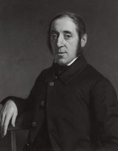 Portret van W. Rooseboom