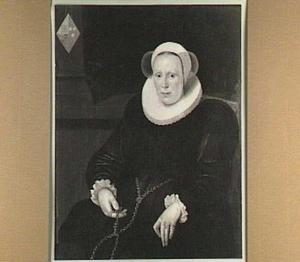 Portret van een 26-jarige vrouw