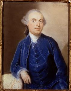 Portret van Martinus van Toulon (1736-1818)