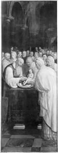 De Viglius-triptiek: de besnijdenis
