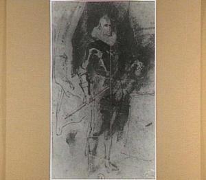 Portret van generaal Ambrogio Spinola (1569-1630)