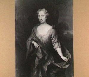 Portret van Deliana Margaretha Voet van Winssen (1682-1766)