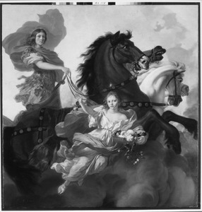 Apollo Helios en Aurora Eos