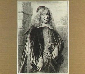 Portret van Andries de Graeff (1611-1678), burgemeester van Amsterdam