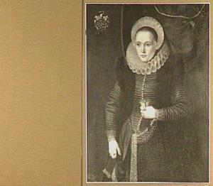 Portret van Suzanna Malapert (1582-1612)
