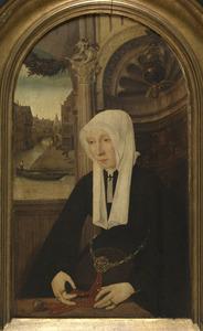 Portret van Cornelia Pietersdr. ( ....-....)