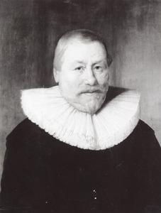 Portret van een 69-jarige man, wellicht uit de familie Meermans