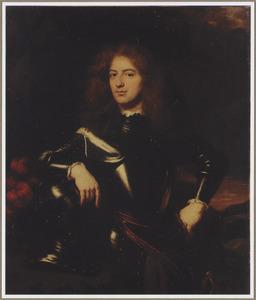 Portret van Joseph Hoeufft (1657- 1700)