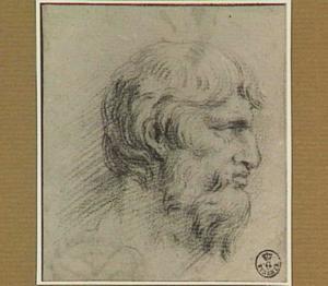 Studie naar een Romeinse portretkop