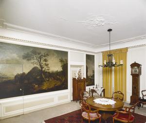 Kamer met behangselsschilderingen