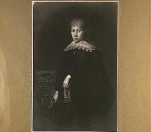 Portret van een 13-jarige jongen